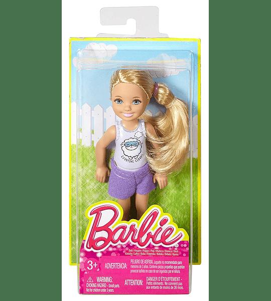 Chelsea - Barbie