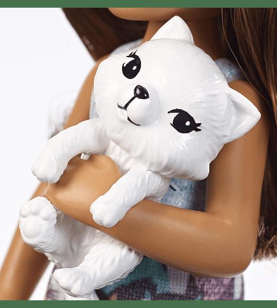 Chelsea - y su mascota, Barbie