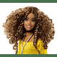 Barbie Fashionista, Muñeca vestido glamuroso,