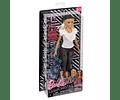 Barbie Fashionista, Muñeca vestido glamuroso