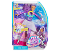 Barbie Star Light Adventure luces y sonidos hoverboarder (scooter eléctrico)