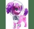 Barbie Star Light Adventure Galaxy Dog Figure, Pink