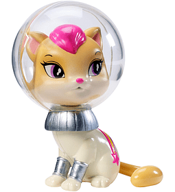 Barbie luz de la estrella aventura Galaxy gato figura
