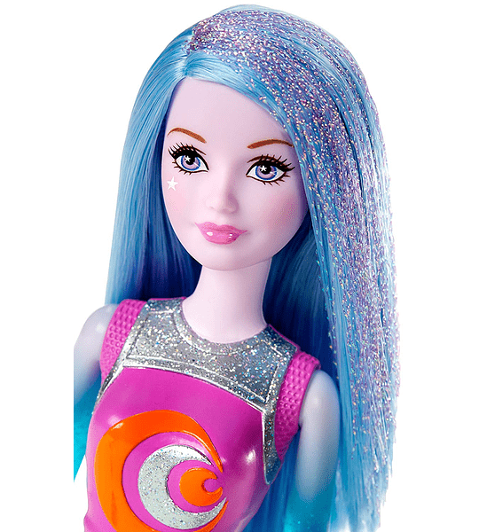 Barbie Star Light Adventure Star Doll Blue
