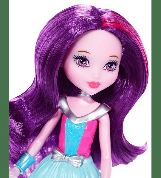 Barbie Star Light Aventura junior-sized muñeca, color morado