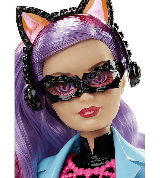 Barbie Cat Burglar espía y ladrona