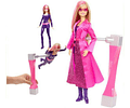 Barbie Spy Squad Barbie muñeca agente secreto