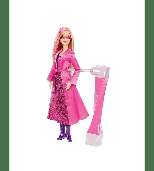 Barbie Spy Squad Barbie muñeca agente secreto