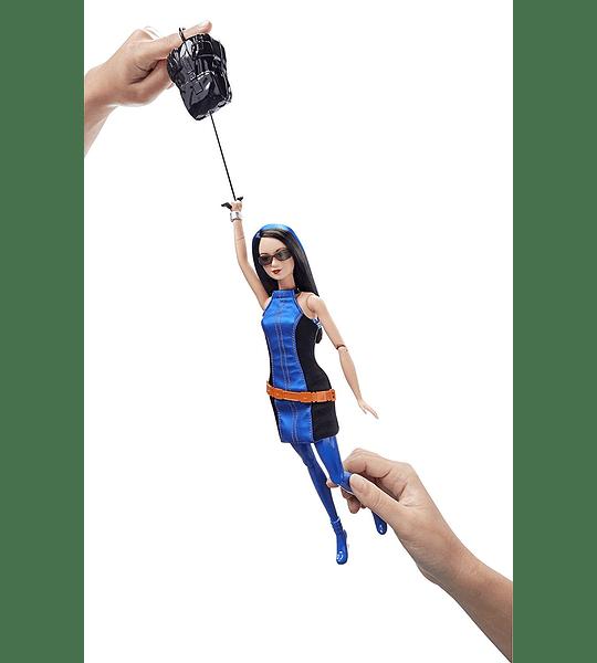 Barbie Spy Squad Renee agente secreto muñeca, Multicolor