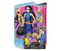 Barbie Spy Squad Renee agente secreto muñeca, Multicolor