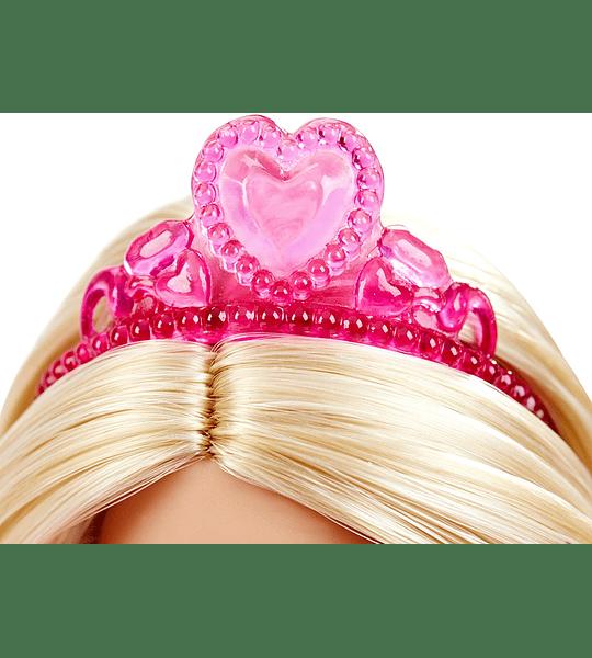 Barbie Muñeca de princesa gema Moda