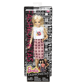 Barbie muñeca fashionista modelo Rock n Roll Baja