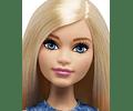 Barbie Fashionistas muñeca Chambray Chic Con curvas
