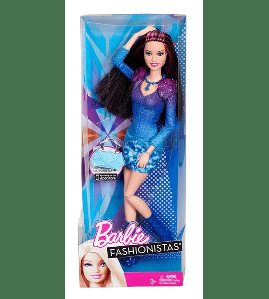 Barbie Fashionista Raquelle