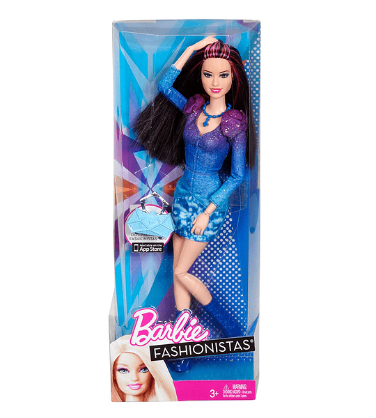 Barbie Fashionista Raquelle