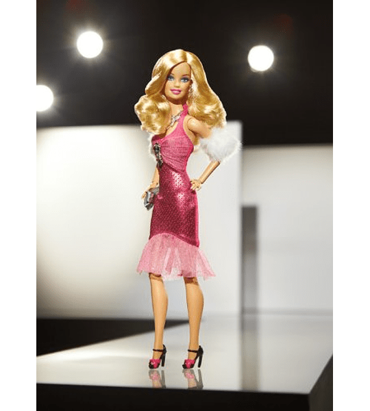 Barbie - Glamour- Fashionistas
