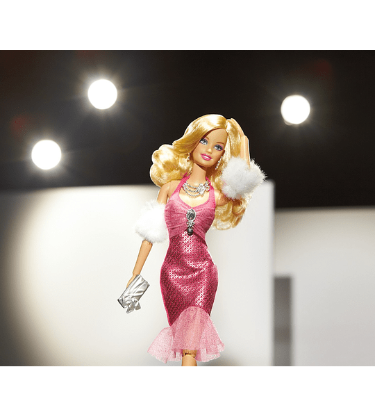 Barbie - Glamour- Fashionistas