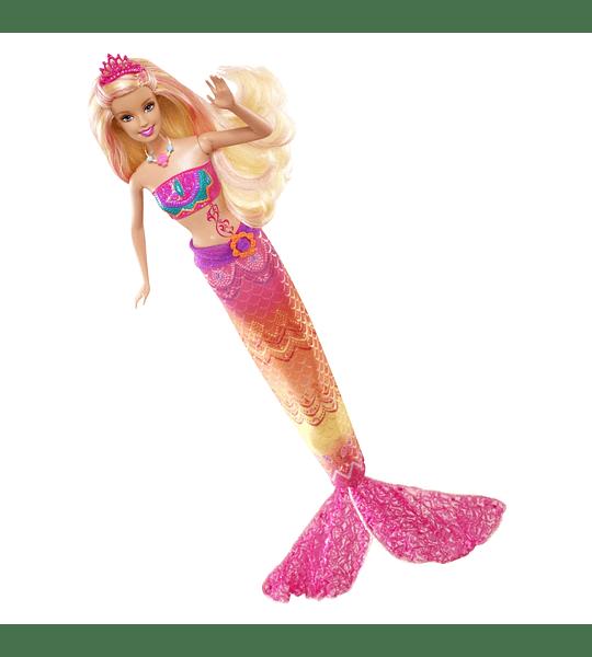 Barbie - sirenas Merliah, 1 Barbie retro de Colección año 2012