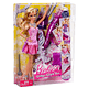 Barbie - Retro Glitter Glamour, Collection Premium año 2013