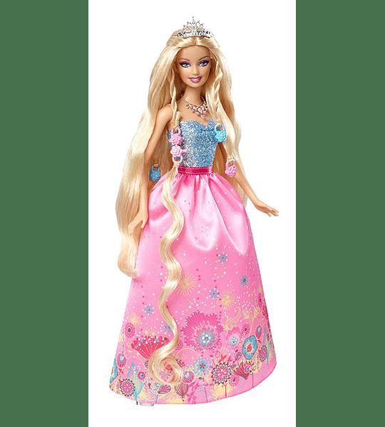 Barbie - Peinados Magicos, Collection Premium Año 2010