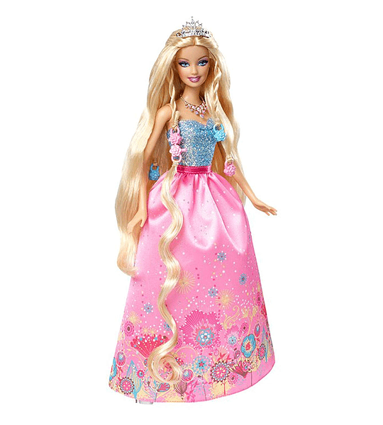 Barbie Peinados Magicos, Collection Premium Año 2010