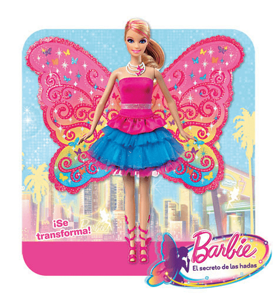 Barbie - Secreto De Las Hadas Collection Premium año 2011  (Mattel)