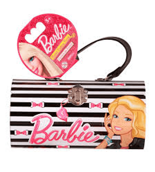 CARTERA BARBIE FASHION