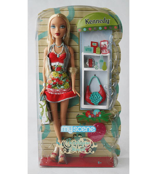 Collection Premium - Barbie My Scene Kennedy