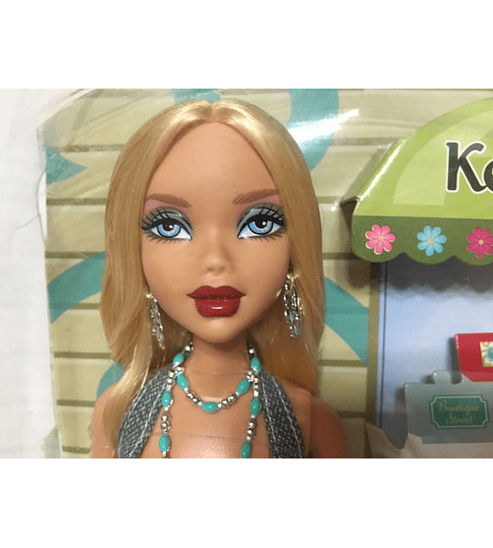 Collection Premium - Barbie My Scene Kennedy