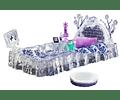 Monster High Cama de Abbey Bominable con Muchos Accesorios