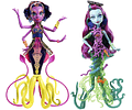 Monster High Muñeca Kala Mer'ri