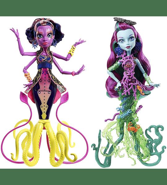 Monster High Muñeca Kala Mer'ri
