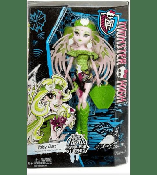 Monster High Batsy Claro