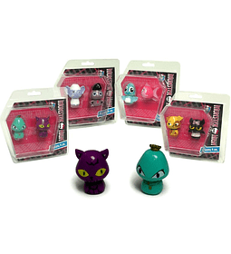 Monster High Pack de Mascotas
