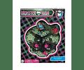 Monster High Scary encantos creación de Joyas