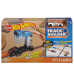 Hot Wheels - Track Builder Propulsores (Mattel)