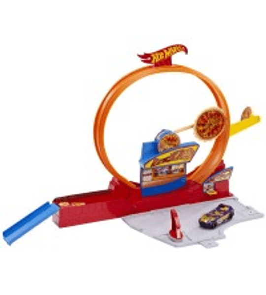 Hot wheels - Pista Pizza