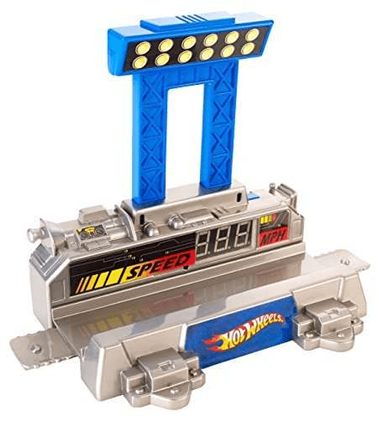 HOT WHEELS PISTA CONSTRUCTOR VELOCÍMETRO DIGITAL