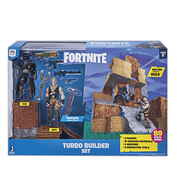 Fortnite - Figuras de jonesy y raven  set de Juego