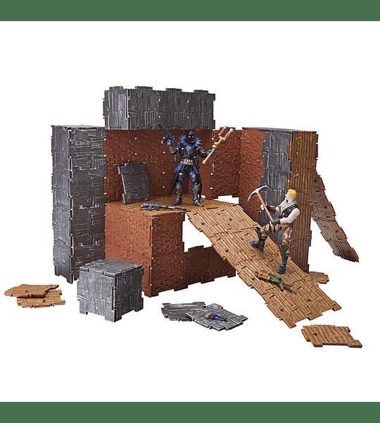 Fortnite - Figuras de jonesy y raven  set de Juego