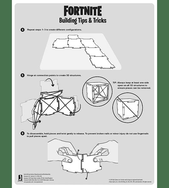 Fortnite - La piñata de la Llama, con 23 artículos Sorpresas