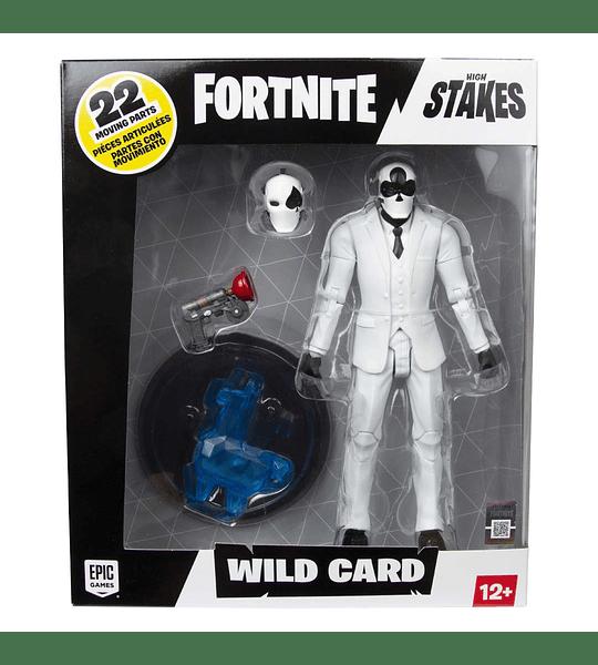 Fortnite - figura de Wild Card Negro