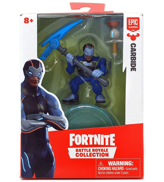 Fortnite - figura Carbide