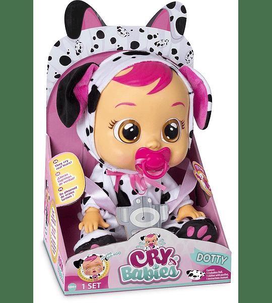 Dotty Dalmata Cry Babies