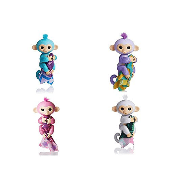 Fingerlings Glitter Monkey Azúcar