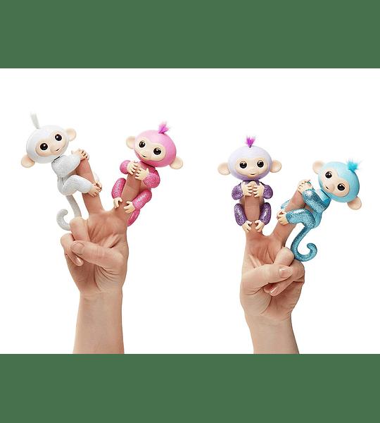 Fingerlings Glitter Monkey Azúcar
