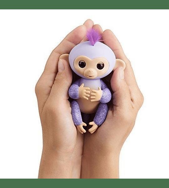 Fingerlings Glitter Monkey Kiki
