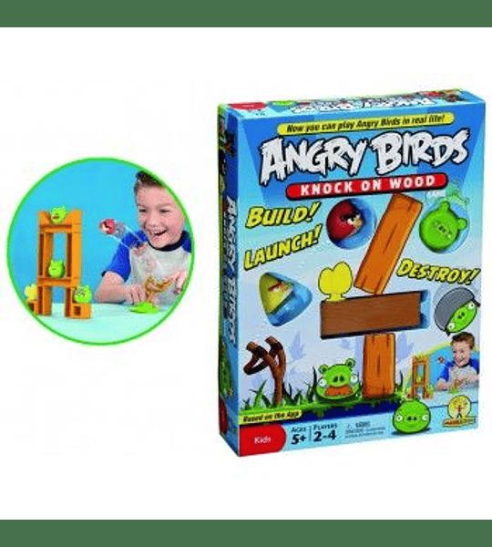 Angry Birds Pista