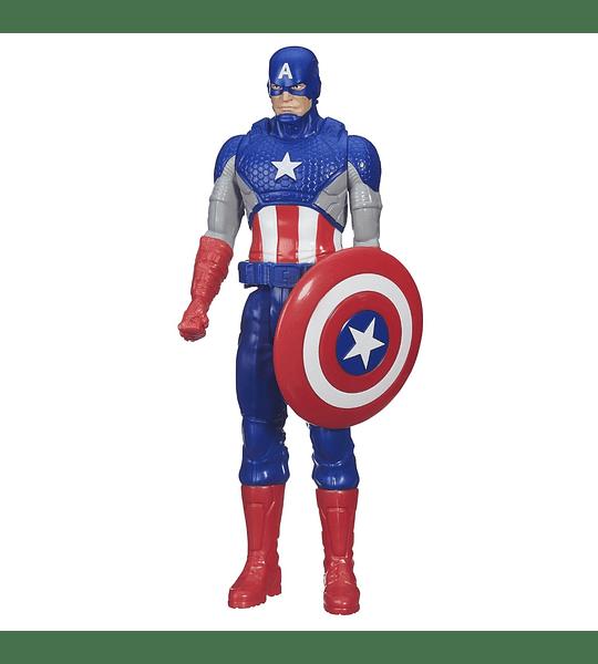 Capitán América Avengers