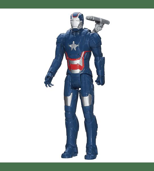 Iron Patriot Marvel